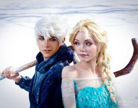 Jack Frost x Elsa III