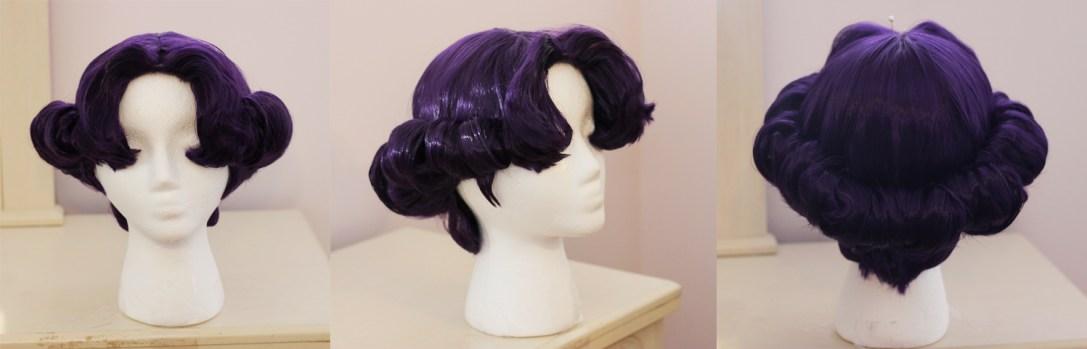 Anthy Himemiya wig