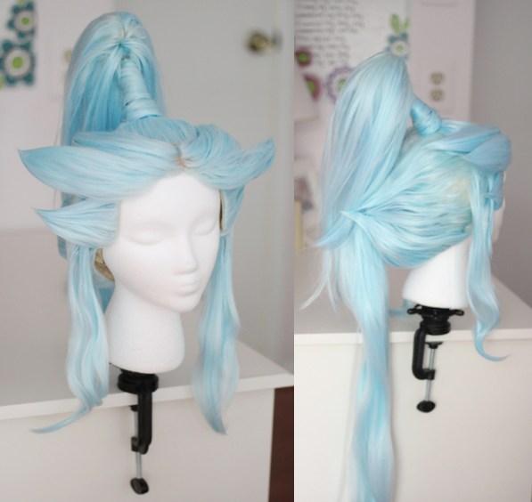 Bloodmoon Kalista wig