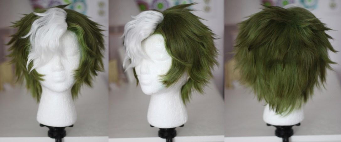 Ikoma wig