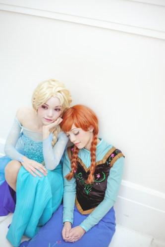 Frozen Sisters V