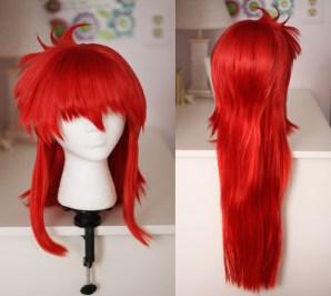 Kurama wig