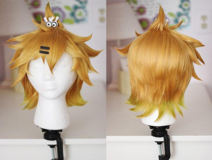 Len Kagamine wig
