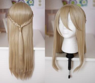 Libra wig