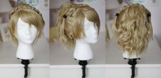 Lunafreya nox fleuret wig