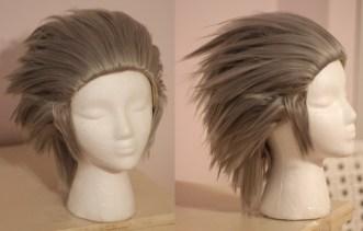 Motochika Chosokabe wig
