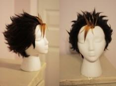 Nishinoya wig