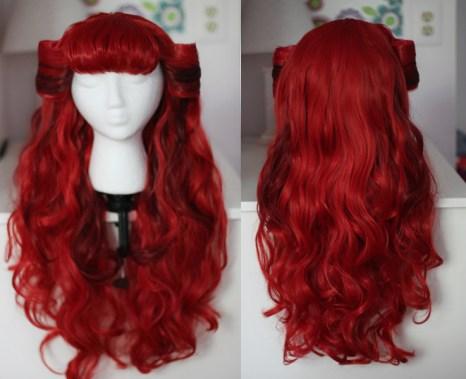 Operetta wig