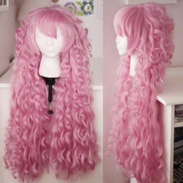 Rose Quartz wig