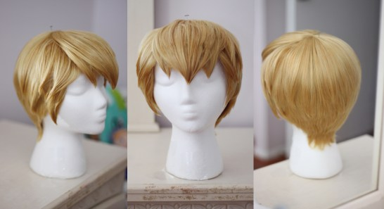 Terence wig