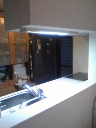 キッチンはクリナップクリンレディパナソニックのIHクッキングヒーター