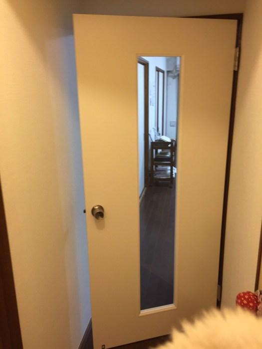 内装ドア交換