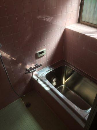 既存浴室きれいにお使いです