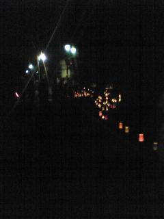 浅間様の火祭りの灯篭1