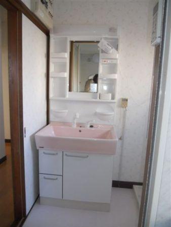 クリナップ洗面化粧台