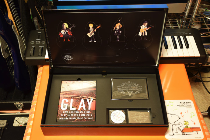 GLAY 20th Anniversary