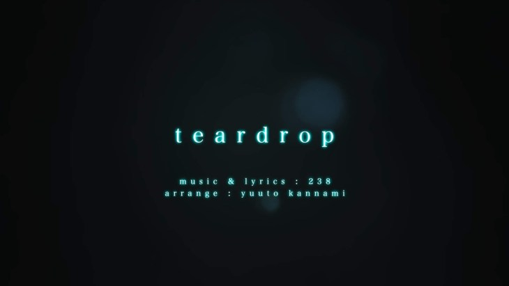 【初音ミクDark】teardrop【Cover】