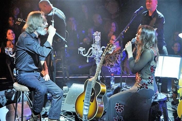 """יובל ויעל, unplugged בארבי ת""""א. צילום: יובל אראל"""
