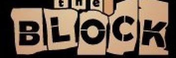הבלוק. לוגו.