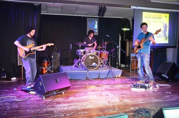 טאטרן לפסטיבל הג'אז באילת. צילום: יובל אראל