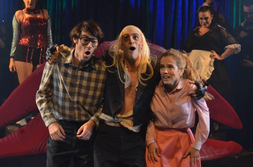 מופע הקולנוע אצל יורם לוינשטיין. צילום יובל אראל