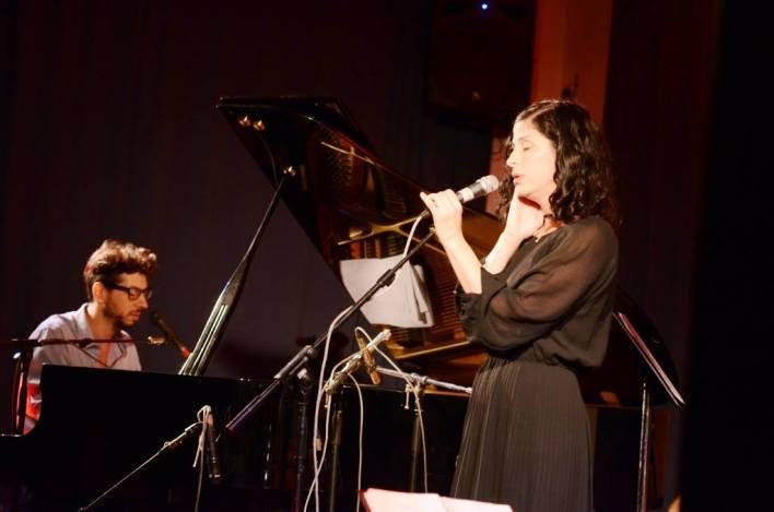 אפרת ואסף, פסטיבל הפסנתר. צילום: יובל אראל