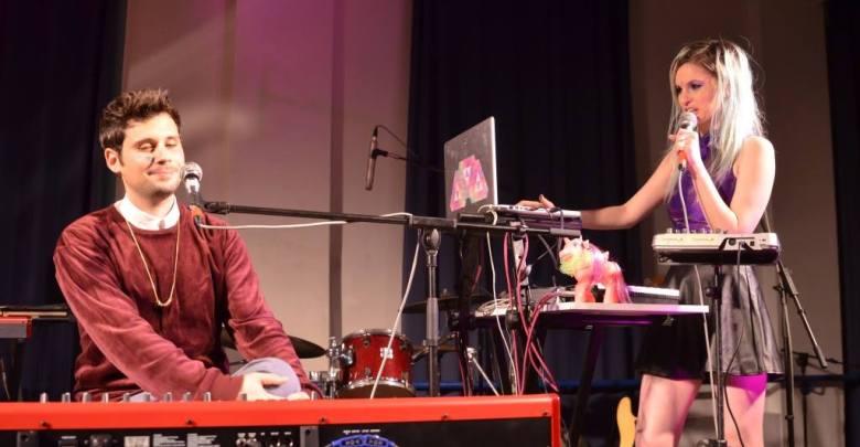 צביקה פורס ועדי אולמנסקי, פסטיבל הפסנתר. צילום: יובל אראל