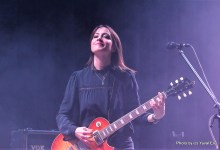 Photo of הזמרת היוצרת קרן אן מגיעה להופעות בישראל