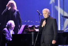 Photo of שארל אזנבור חוזר לתל אביב בגיל 95!!!