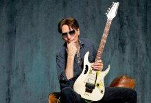 Photo of הגיטריסט סטיב ואי מצטרף לפסטיבל גיטרה בים האדום