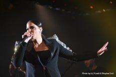 נסרין קדרי בהאנגר 11. צילום: שילי ויובל אראל