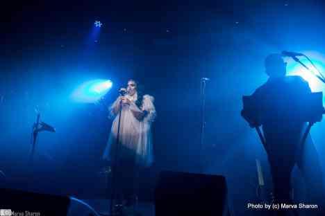 שירן, מופע השקת אלבום. צילום: מרוה שרון