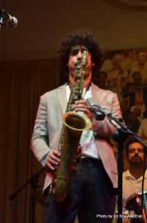 יקיר ששון והג'אפה ג'אז. צילום שילי אראל