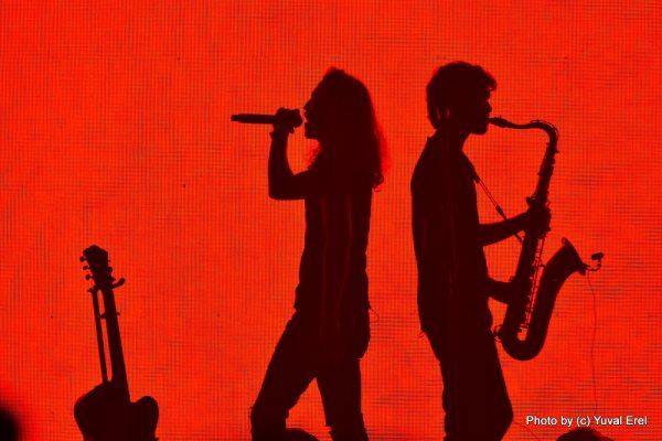 דניס לויד בהאנגר 11 תל אביב. צילום יובל אראל