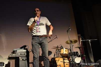 פסטיבל הג'אז ירושלים במוזיאון ישראל. צילום יובל אראל