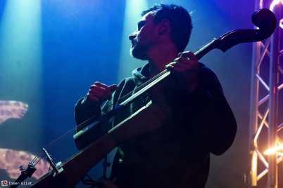 טוניק קלוניק משיקים אלבום בכורה