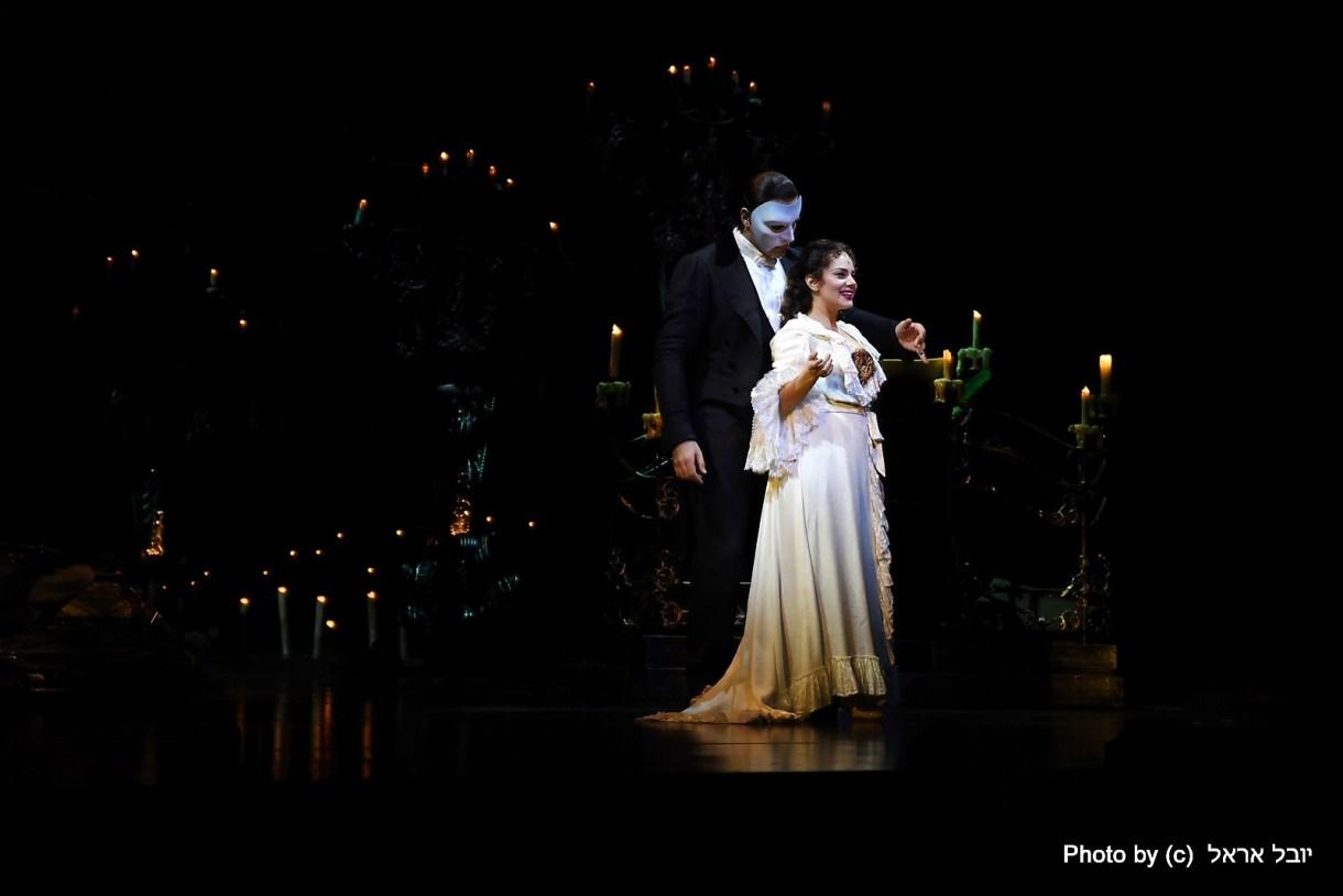 פנטום האופרה בתל אביב. צילום יובל אראל