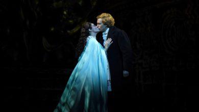 Photo of המחזמר פנטום האופרה יורד מהבמה