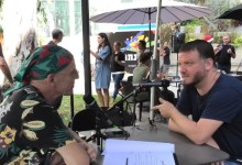 ראיון עם אלון לוטרינגר. צילומסך