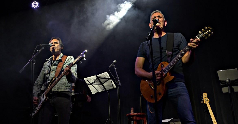 המופע של Cadence. רן וחמי צילום תומר שיינפלד