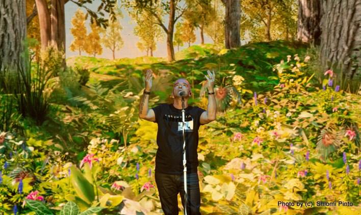 ארוס רמזוטי בתל אביב. צילום שלומי פינטו