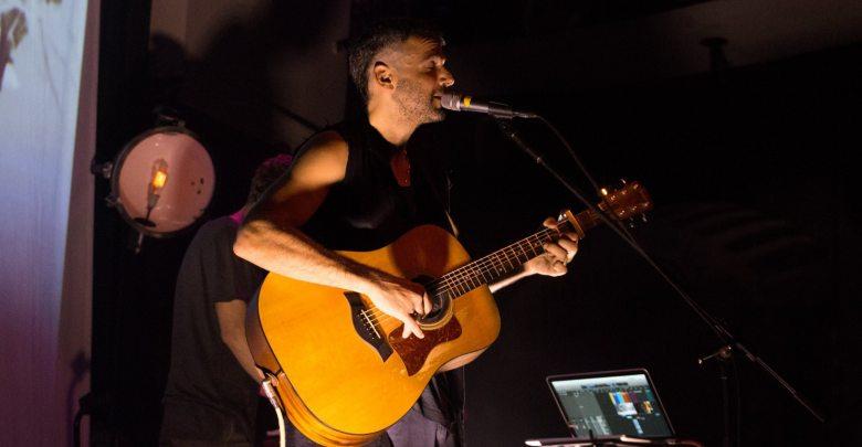 עידן רפאל חביב בהופעה. צילום באדיבות מרוה שרון