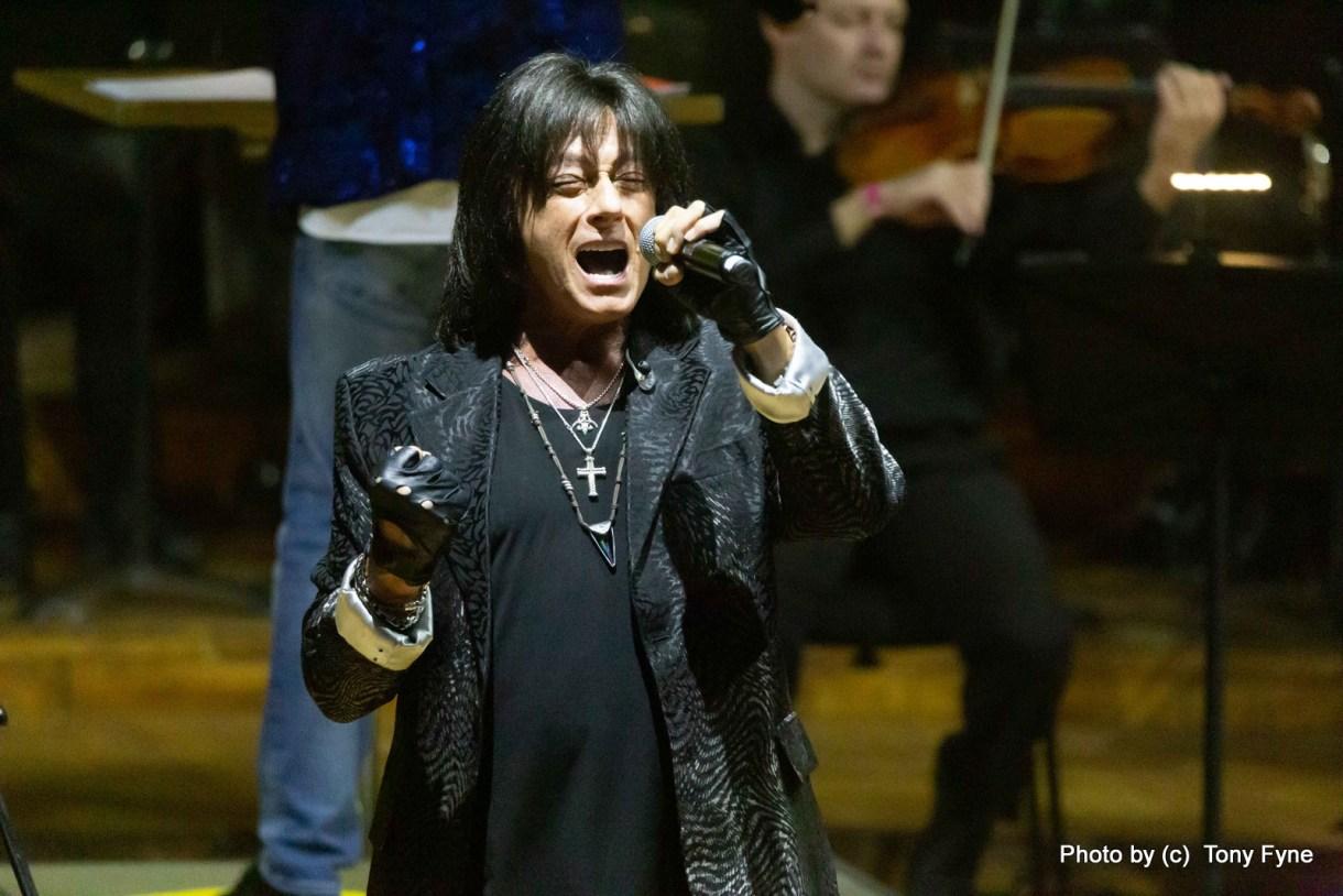 רוק את האופרה. צילום טוני פיין