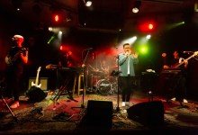Photo of ראם בקאל במופע השקת שיר הבכורה