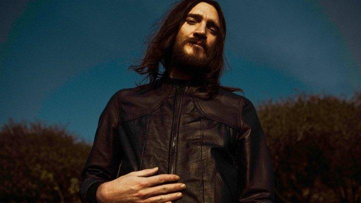 John Frusciante מהפייסבוק הרשמי