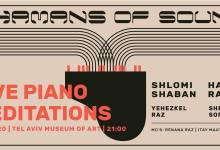 Shamans of Sound ∺ Live Piano Meditations