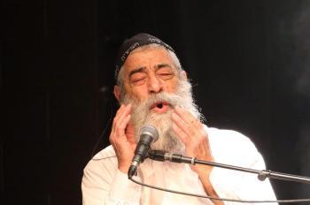 אריאל זילבר בזאפה תל אביב. צילום מוטי קמחי