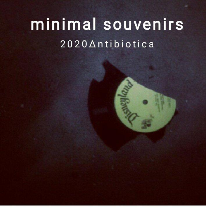 minimal souvenirs