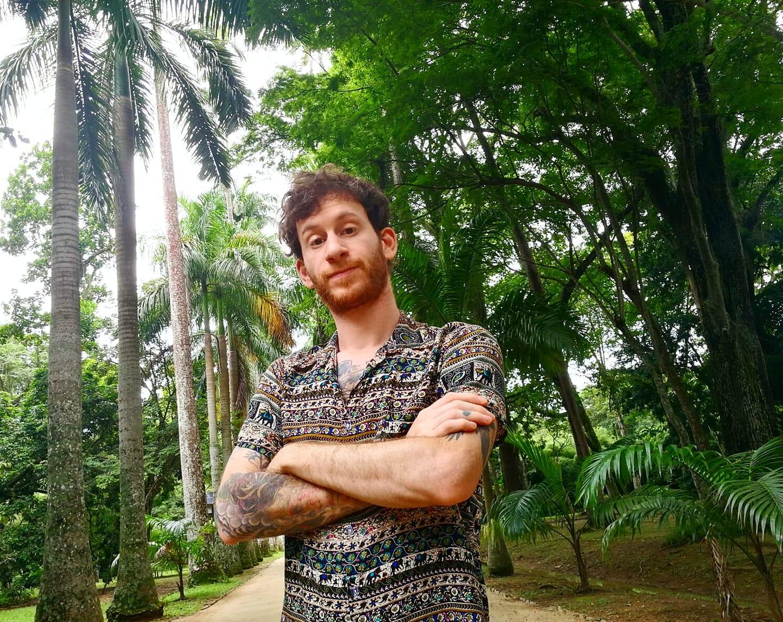 אלישע בנאי, מרקו פולו ביערות הגשם