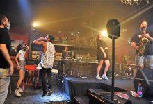 Photo of המופע של Lucille Crew במועדון בארבי
